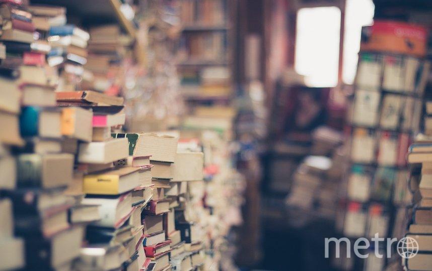 Герасимов рассказал о столичных библиотеках. Фото pixabay