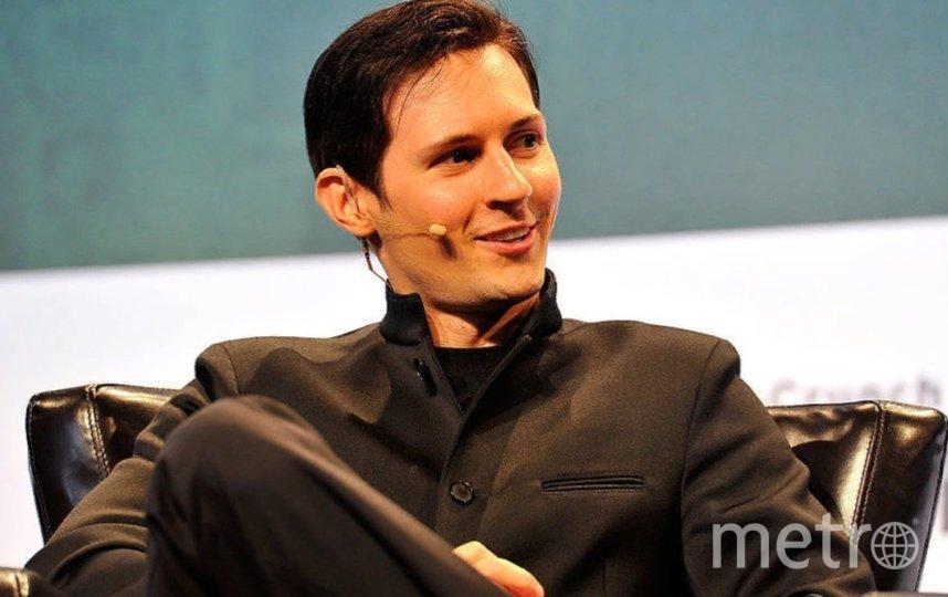 Основатель Telegram Павел Дуров. Фото Getty.