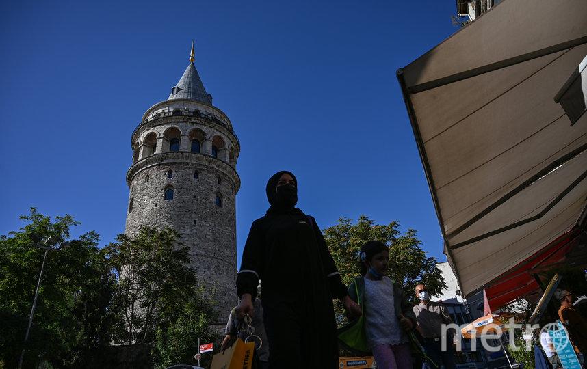 С начала пандемии в Турции умерло 14 509 человек. Фото AFP