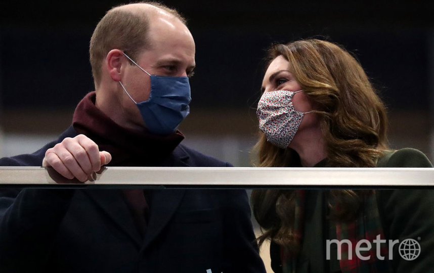 Кейт и Уильям отправляются в Шотландию. Фото Getty