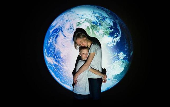 Мама и сын Ваня. Фото фотограф Егор Ликин