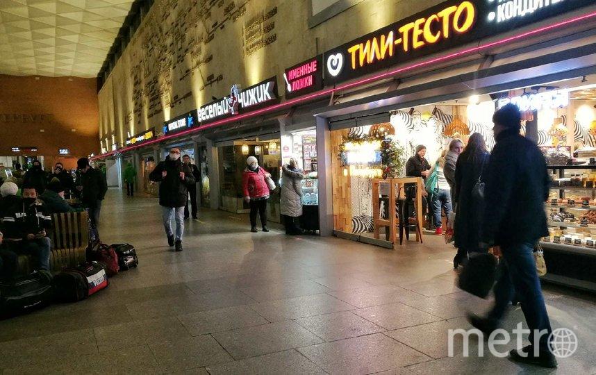 "Московский вокзал. Фото Алена Бобрович, ""Metro"""