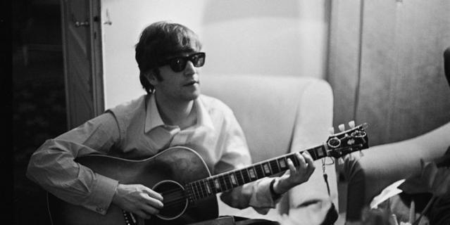 Джон Леннон. 1963 год.