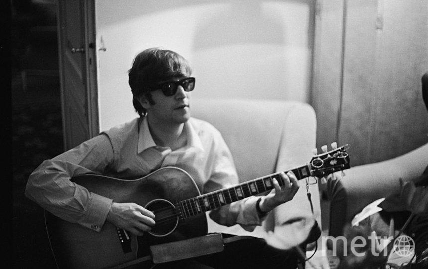 Джон Леннон. 1963 год. Фото Getty