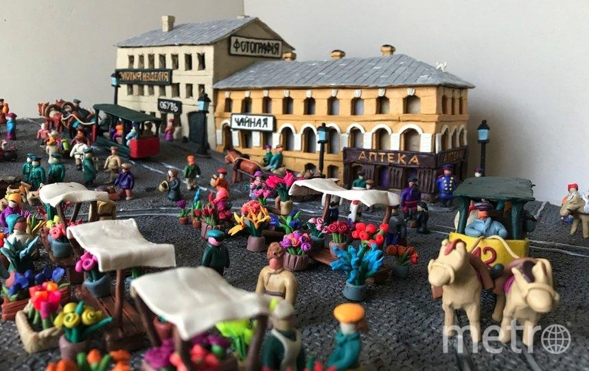 «Рынок на Трубной». Фото предоставил Алексей Микулин