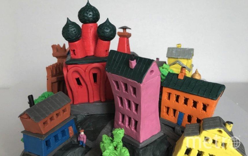 «Разноцветный город 2». Фото предоставил Алексей Микулин