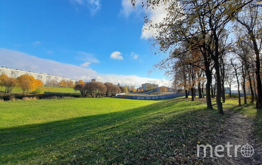 Муринский парк. Фото https://vk.com/kalininskiyzapark