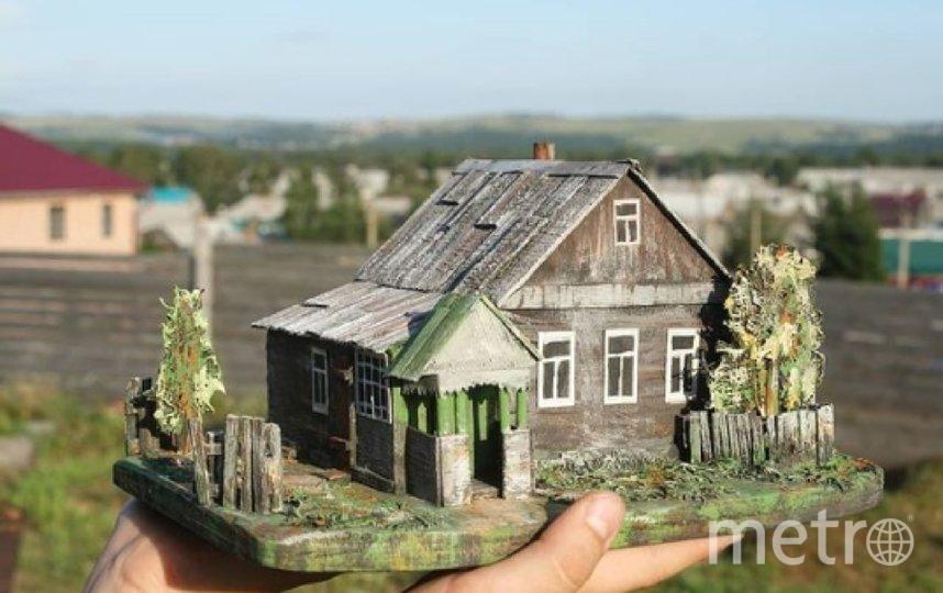 """В основном люди заказывают миниатюры в подарок своим мамам и бабушкам. Фото instagram.com@repa_parenaya, """"Metro"""""""