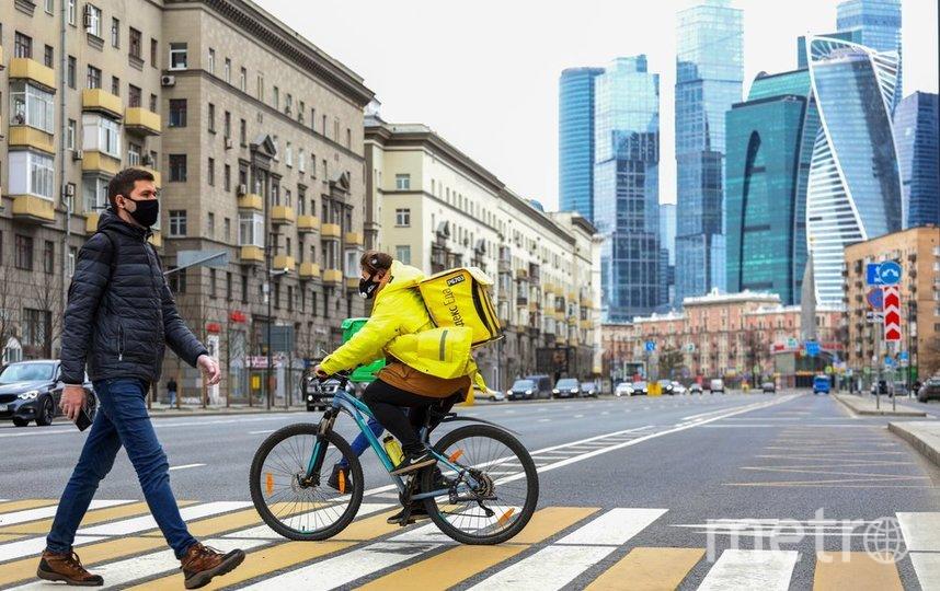 """Дорожно-транспортная ситуация в Москве улучшается. Фото АГН """"Москва""""/Андрей Никеричев"""