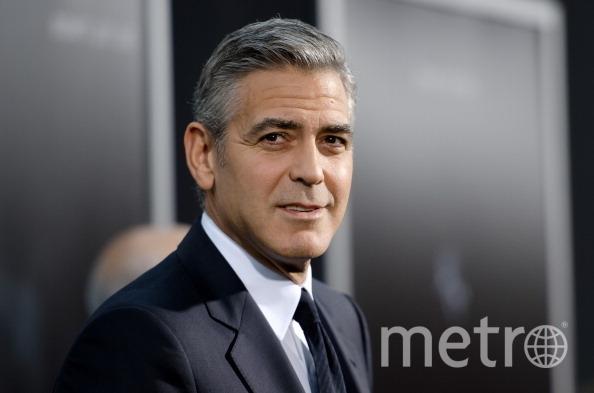 Джордж Клуни. Фото Getty.