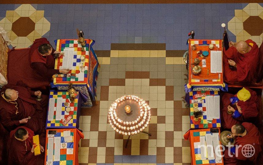 """В буддийском храме Северной столицы отмечают Зула Хурал. Фото Алена Бобрович, """"Metro"""""""