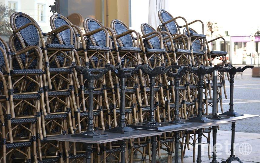 Власти Петербурга планируют разрешить кафе открывать зимние террасы. Фото pixabay.com