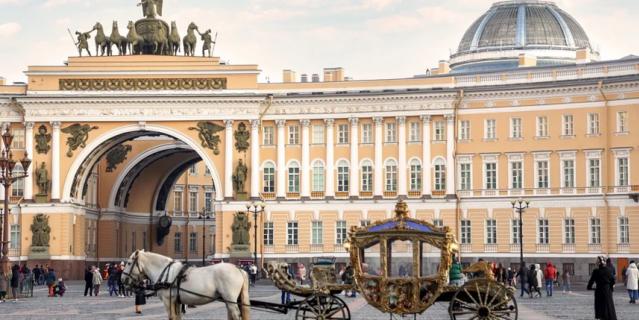 Петербург - уникальный город.