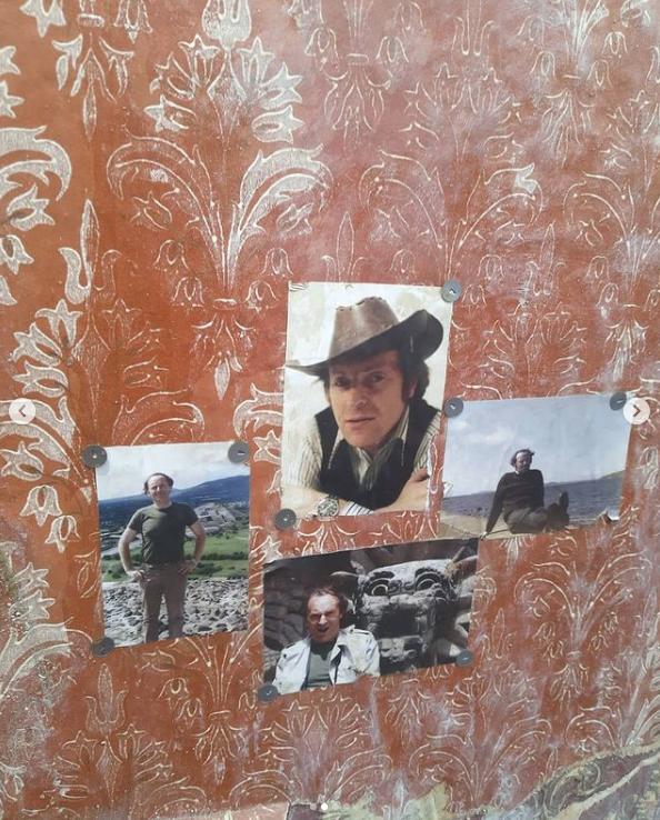 """Выставка """"Иосиф Бродский. """"Сохрани мою тень"""". Фото Скриншот Instagram: @tanillabee"""