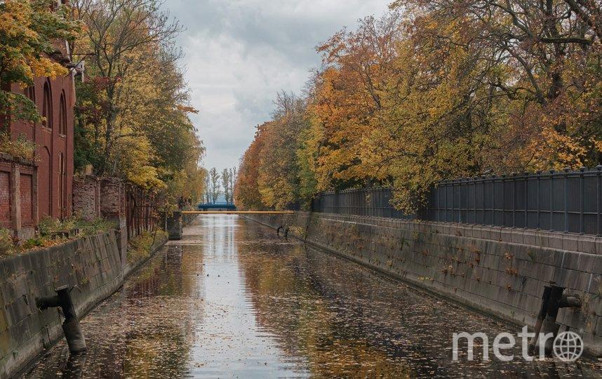 Обводный канал (Кронштадт). Фото Алена Бобрович.