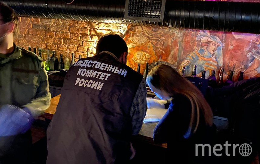 Протоколы осмотра получили 43 посетителя. Фото gov.spb.ru.