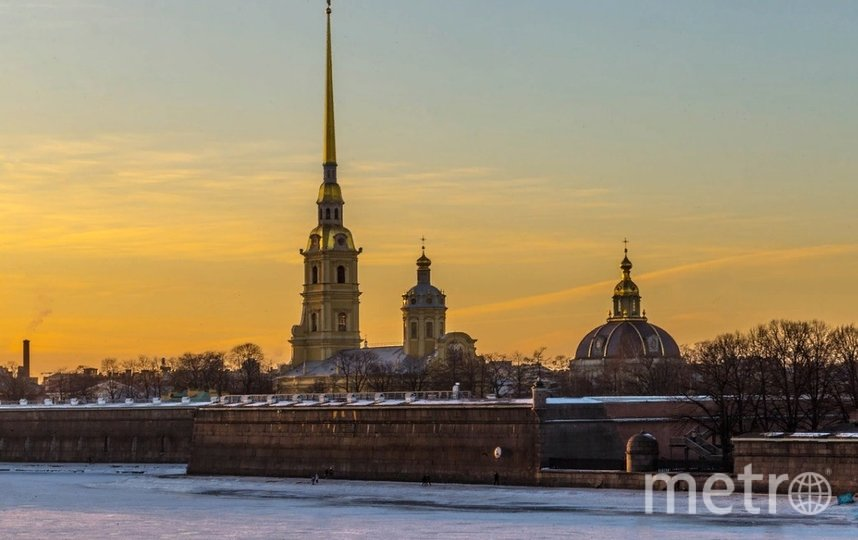В Петербурге выпадет снег. Фото Pixabay.