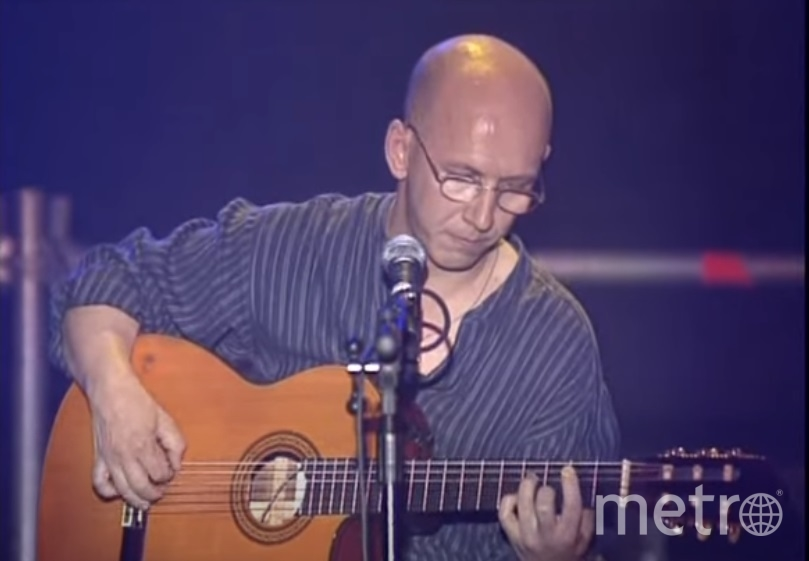 Андрей Сапунов. Фото Скриншот, youtube.com.