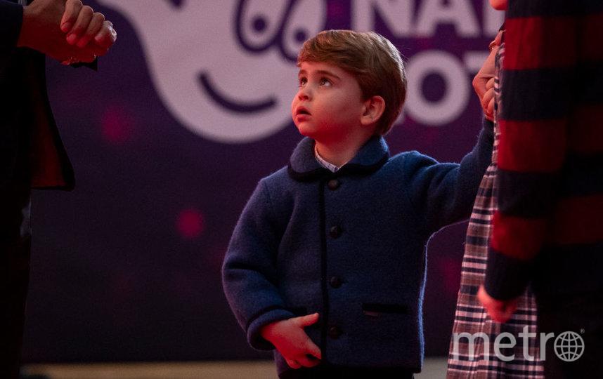 Выход семейства герцогов Кембриджских. Фото Getty