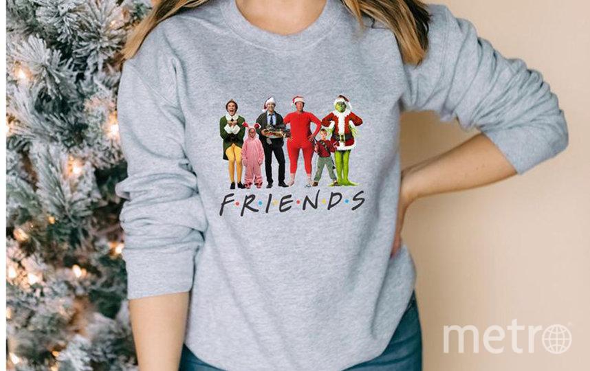 Друзья, Calliann Clothing. Фото с сайтов производителей