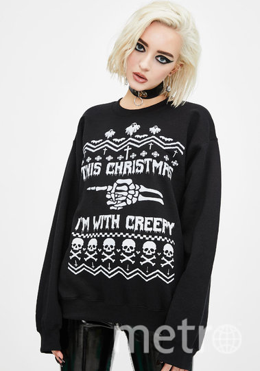 Мрачные свитера Dollskill. Фото с сайтов производителей