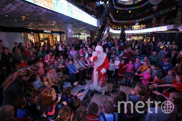 """Этот Дед Мороз будет работать в квартирах и на улице. Фото предоставлено Сергеем Алёшиным, """"Metro"""""""