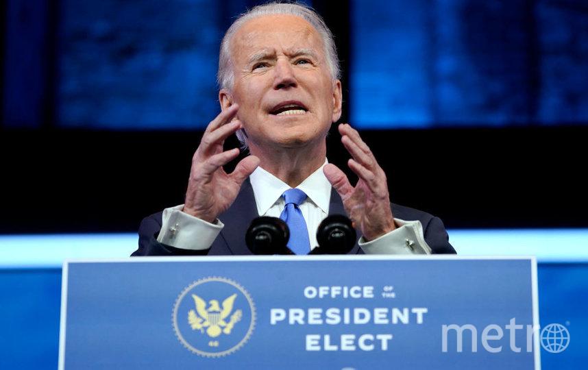 Выборы в США можно признать состоявшимися, а Байдена победившим. Фото Getty