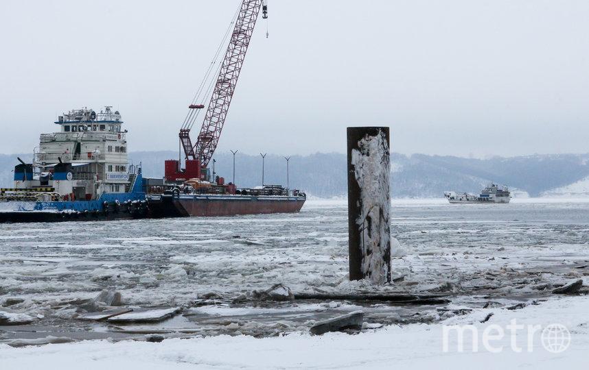 """Общая длинна моста будет около 4 километров. Фото Йолдыз Халиуллина, """"Metro"""""""