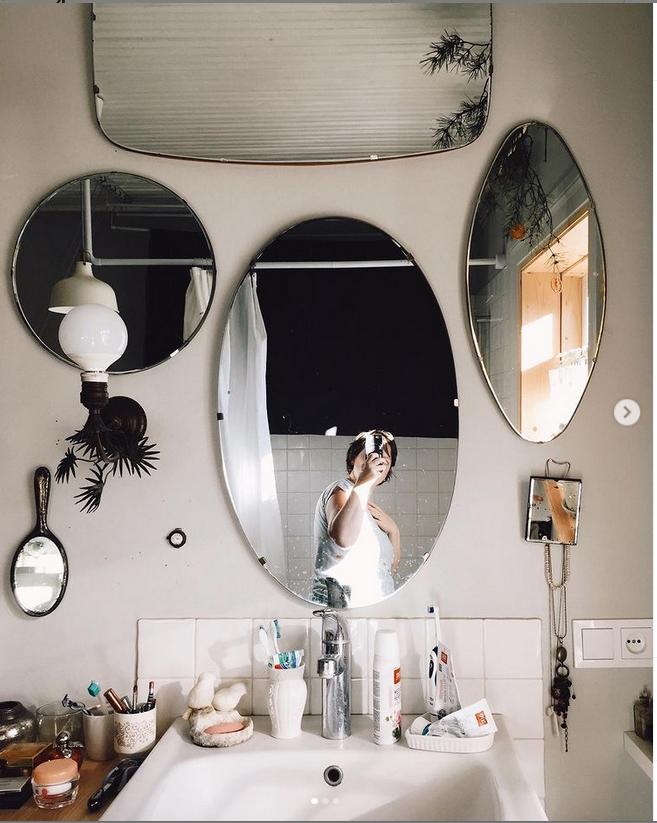 """Художник-декоратор смотрит на """"хлам"""" с точки зрения потенциала. Фото instagram.com@block_print, """"Metro"""""""