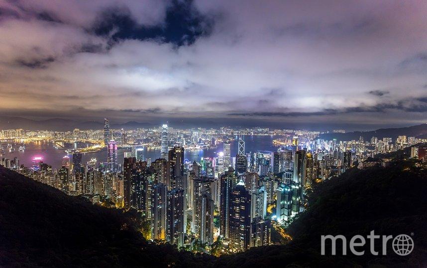 "Гонконг. Фото pixabay.com, ""Metro"""