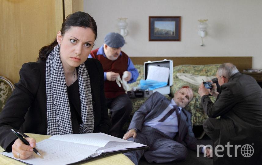 Анна Ковальчук в роли Швецовой. 10 сезон. Фото пресс-служба канала «Россия-1»