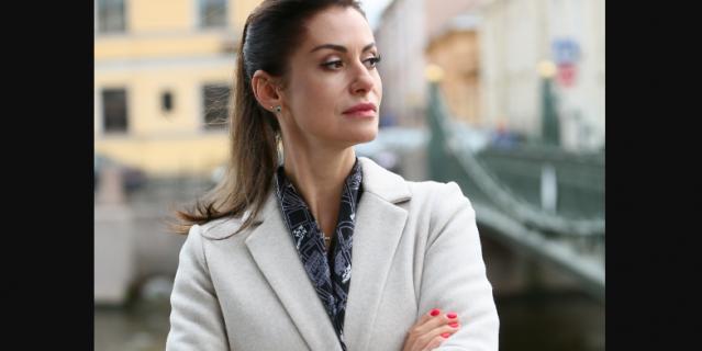 Анна Ковальчук в роли Швецовой. 20 сезон.