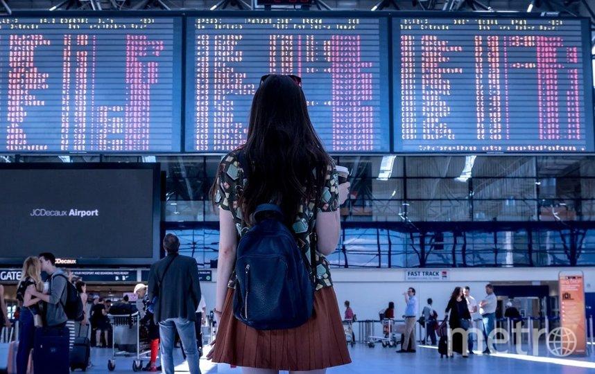 Туристы должны сдать тест в течение 72 часов после возвращения из других стран. Фото Pixabay.