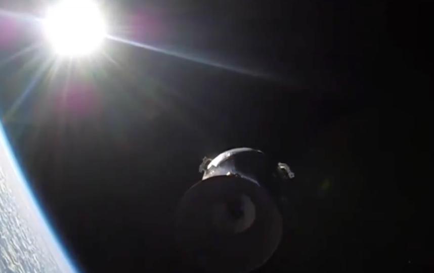 Скриншот с видео полета. Фото Скриншот Twitter: @Astra