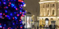 Петербургские скульпторы украсили Невский проспект к Новому году