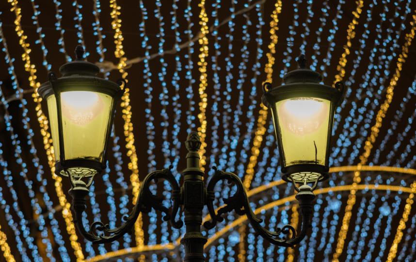 "Петербург готовится к Новому году-2021. Фото Алена Бобрович, ""Metro"""