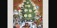 Сказки из детства ожили в новом календаре: внучка художника Васнецова сделала новогодний подарок