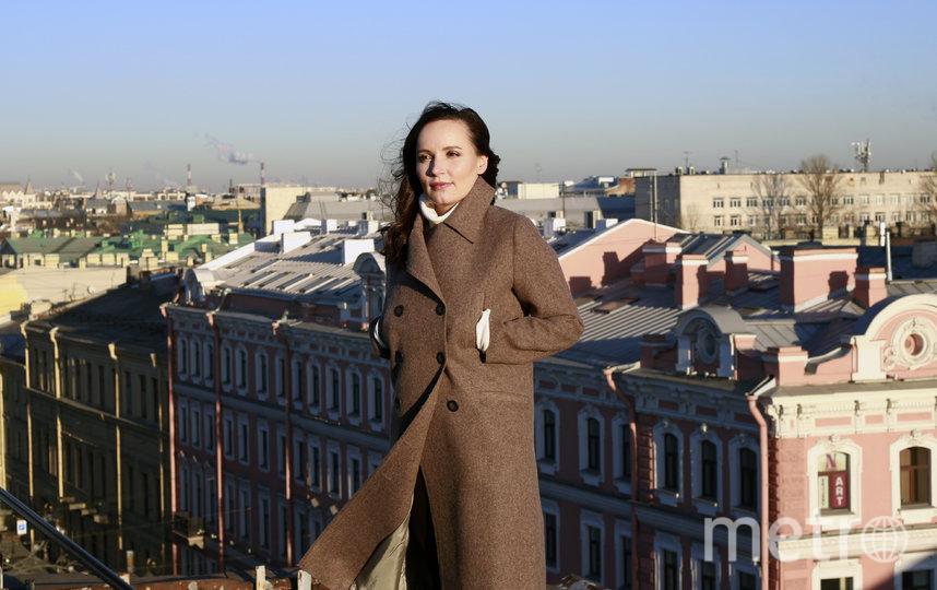 """«Когда я смотрю на городские пейзажи, мне хочется передать впечатление от увиденного. То есть в моих работах не всё выглядит достоверно». Ольга Квашнина, художница. Фото все фото – из личного архива художницы Ольги Квашниной, """"Metro"""""""