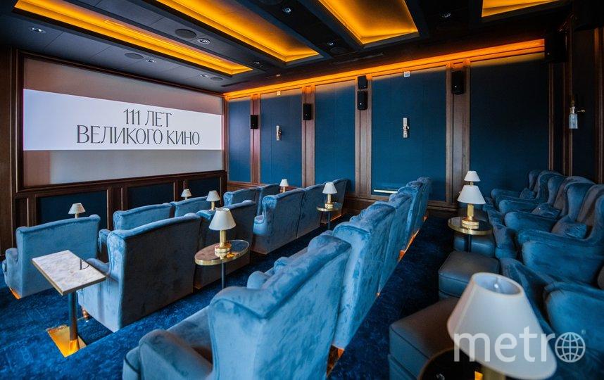 Планируется, что первых зрителей кинотеатр примет до конца декабря этого года. Фото Максим Мишин   пресс-служба мэра и правительства москвы, Предоставлено организаторами