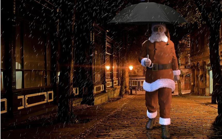 Мокрый снег пройдет в Петербурге вечером в пятницу. Фото Getty