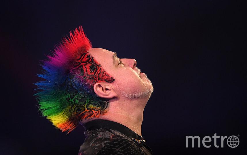 Питер Райт. Фото Getty