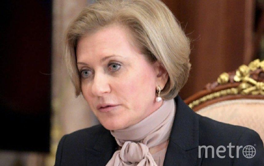 Анна Попова. Фото kremlin.ru.