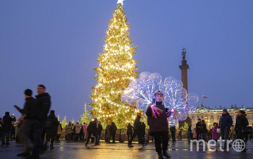 """Как сейчас выглядит Дворцовая площадь. Фото Алена Бобрович, """"Metro"""""""