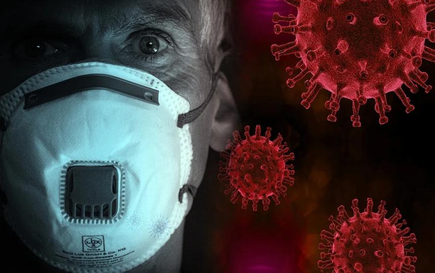 новый вирус более заразен и распространяется быстрее обнаруженных ранее штаммов. Фото pixabay.com