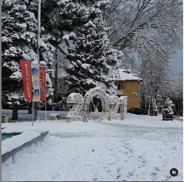 "Зима в Анапе. Фото https://www.instagram.com/p/CJDS_qxHuu8/, ""Metro"""
