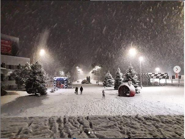 """Зима в Анапе. Фото https://www.instagram.com/p/CJDRUVnsXbC/, """"Metro"""""""