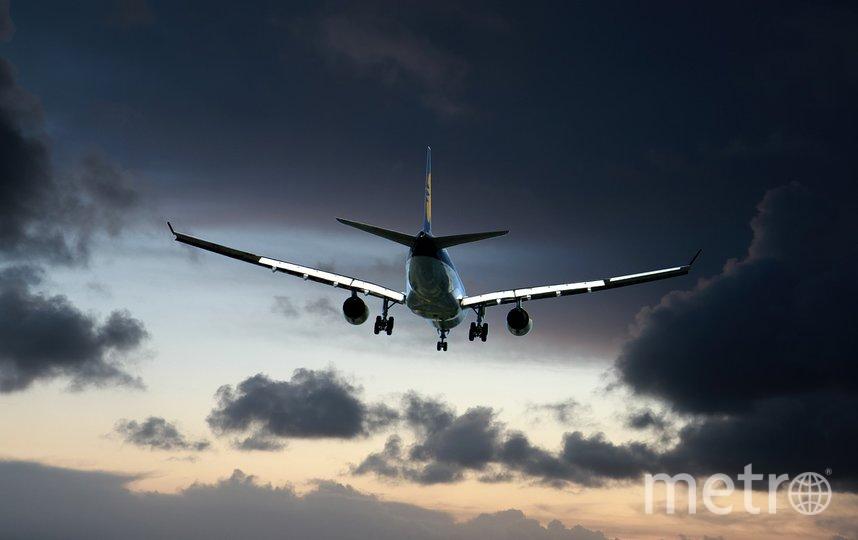 Перелеты будут заморожены на неделю. Фото pixabay.com