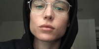 Эллиот Пейдж, ранее известный как актриса Эллен Пейдж, показал, как выглядит сейчас