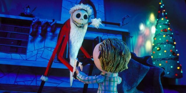 Кошмар перед Рождеством.