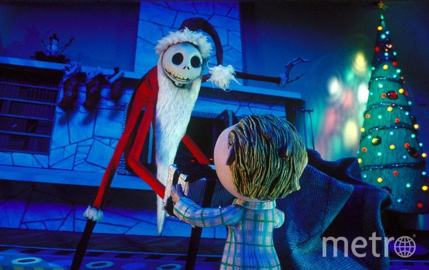 Кошмар перед Рождеством. Фото Скриншот фильма